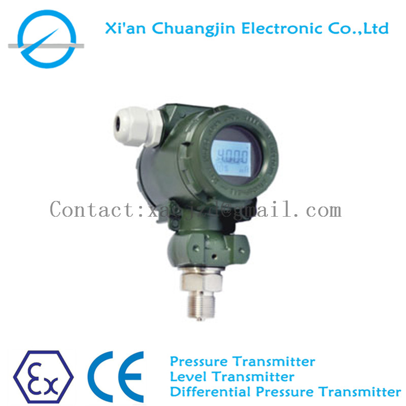 RS485 Intelligent LCD Display Pressure Transmitter