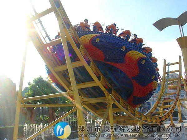 Popular amusement ride rotative rides flying ufo the fair rides machine