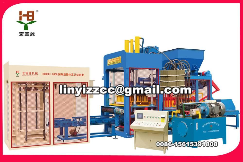 Brick Production Line QTJ8-15