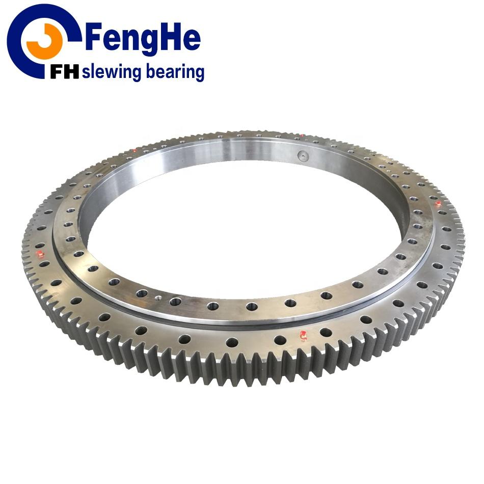 Deep groove ball slewing bearings manufacturer