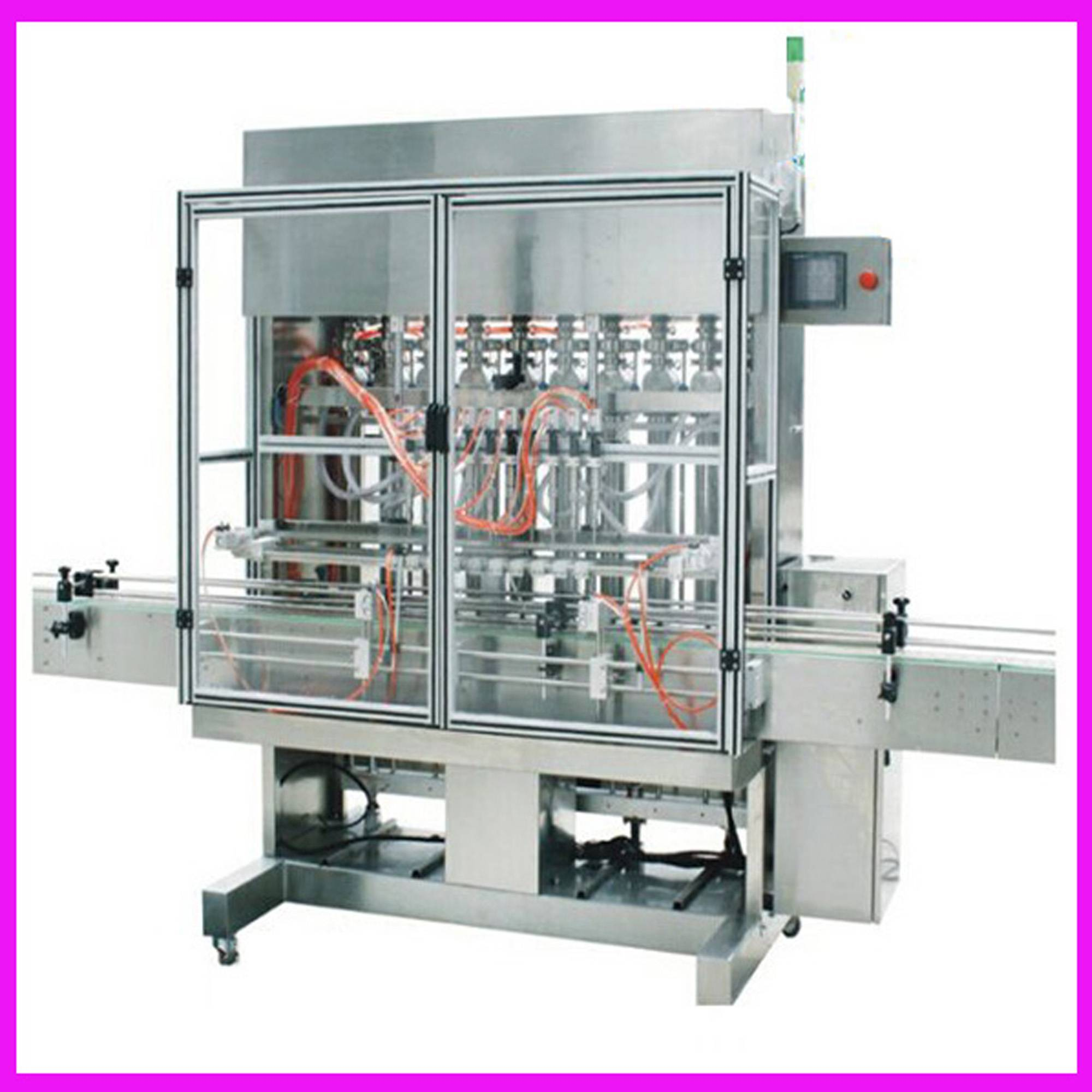 Bottles Packaging Type filling machine for liquid and viscous products