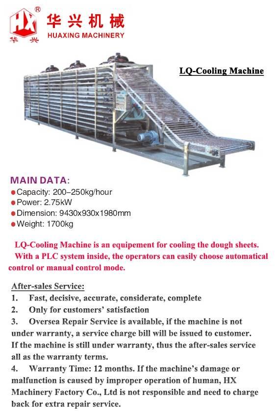 LQ-Cooling Machine