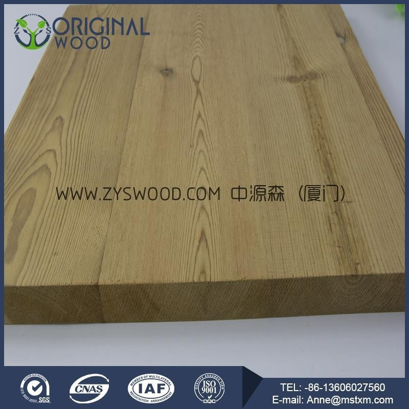 Edge joint board with high quality