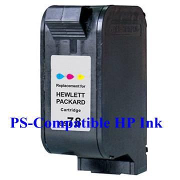 Genuine Ink Cartridge HP 6578D