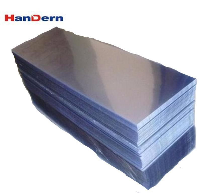 PET sheet plastic construction template