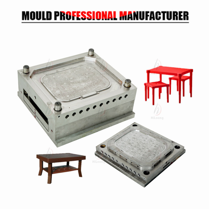 Quality Plastic Chair and Table Mould