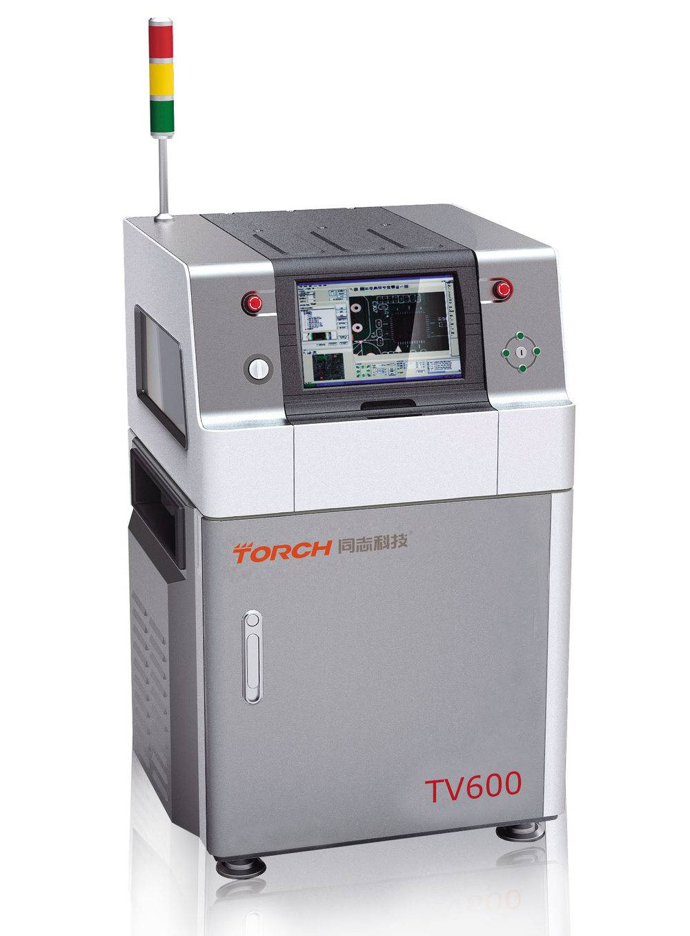 Inline Automatic Optical Inspection / SMT PCB AOI System  TV600 (Torch)
