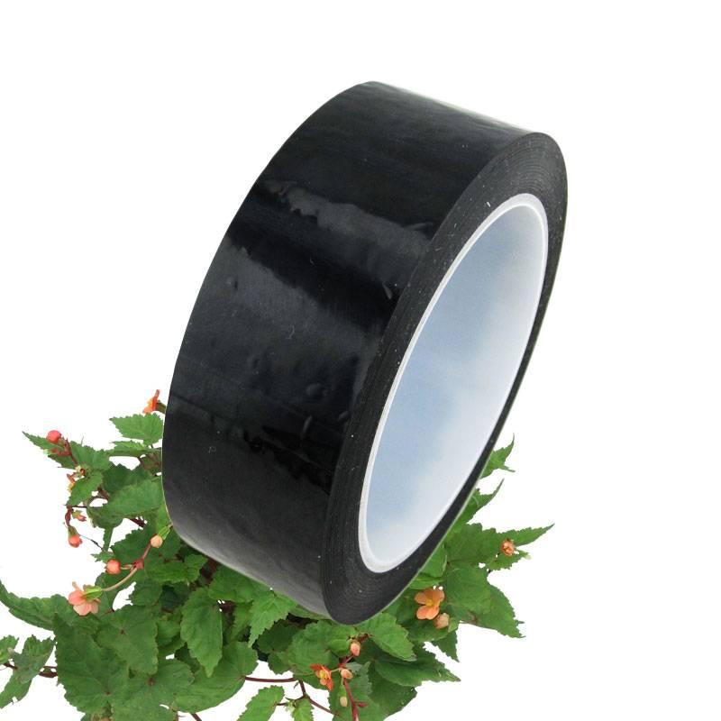Yuanjinghe Black Mylar Tape PVC Tape Manufacturer