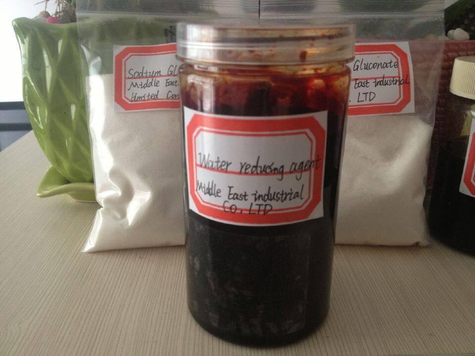 chemical sodium salt , sodium gluconate liquid