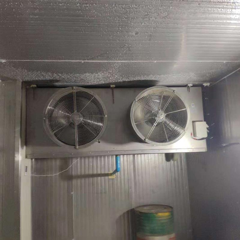 Super Deep low temperature cold storage