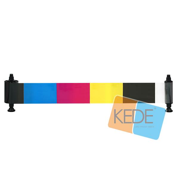 R3314 YMCKOK compatible ribbon For Evolis securion/dualys printer