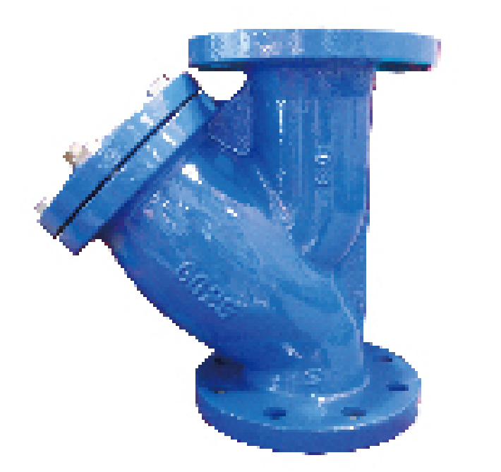DIN carbon steel,iron strainer valves