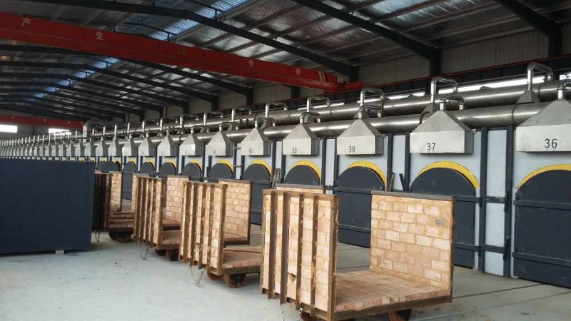Carbonization kiln Traditional Chinese technology of carbonization furnace