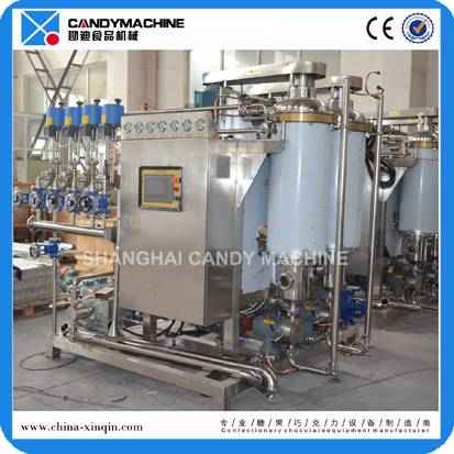 Hard candy depositing machine with CE certificate
