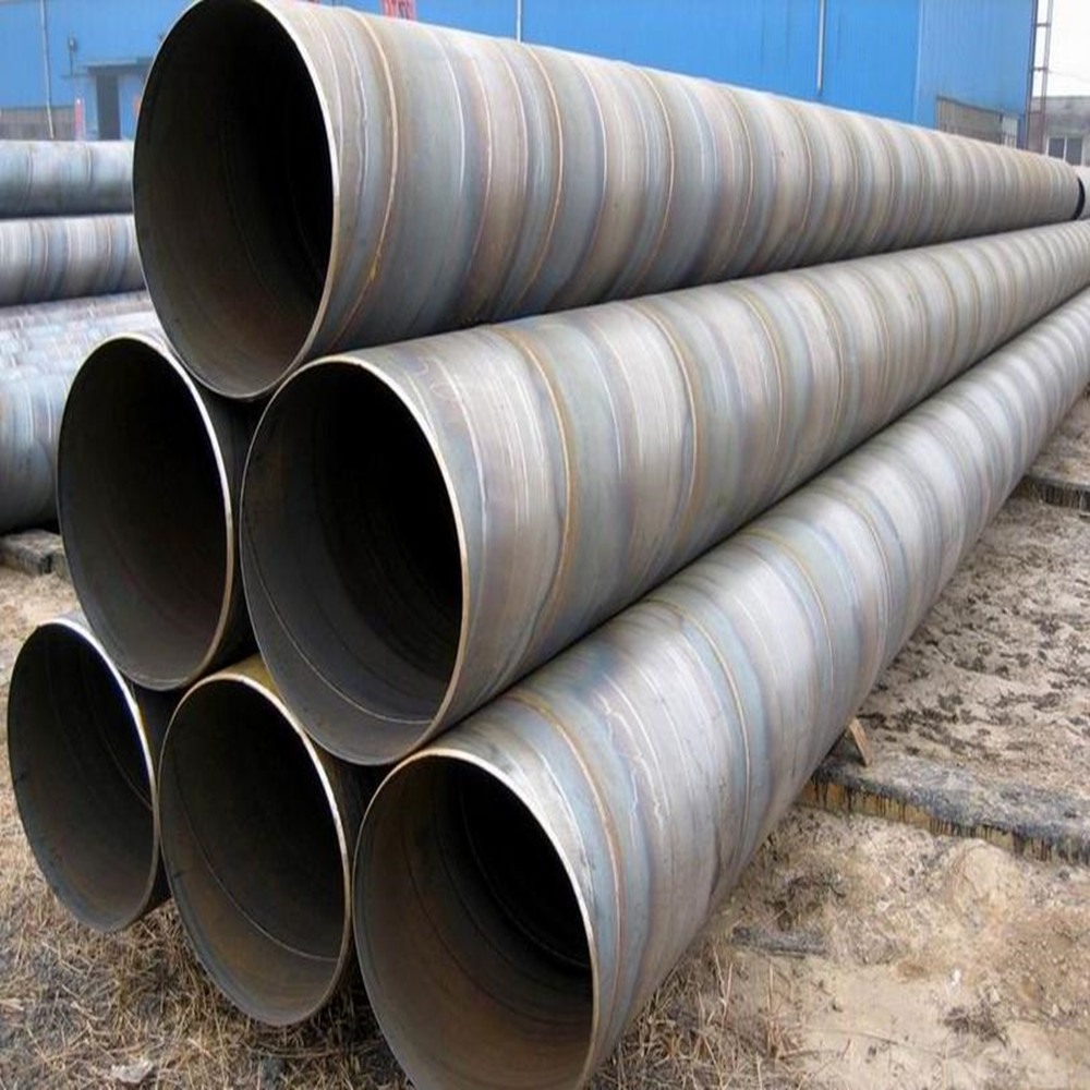 16 inch large diameter api 5l spiral welded steel pipe