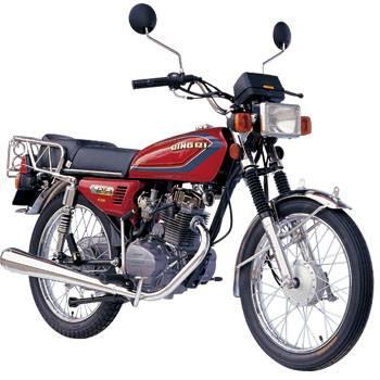 Motorcycle(QM125-7)