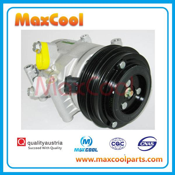 Chinese auto compressor manufacturer compressor fit for Chevrolet Spark/Beat M300 1.0 1.2 2010-2015