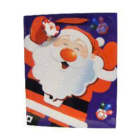 Christmas Paper Gifts Bags Supplier