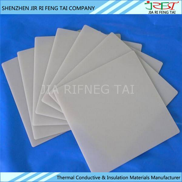 High Thermal Conductivity High Hardness Aluminium Nitride Ceramic Substrate