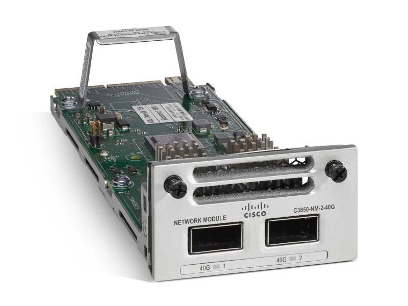 Cisco Catalyst C9300-NM-2Q C9300-NM-8X 9300 Network Module