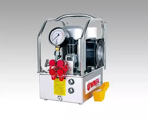 KLW4000 Series Hydraulic Torque Wrench Pump-Pneumatic Operation