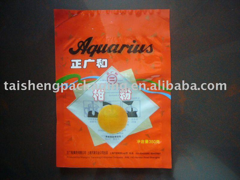 Two-Layer Composite Packaging Bag 044 (Bopp/PE)