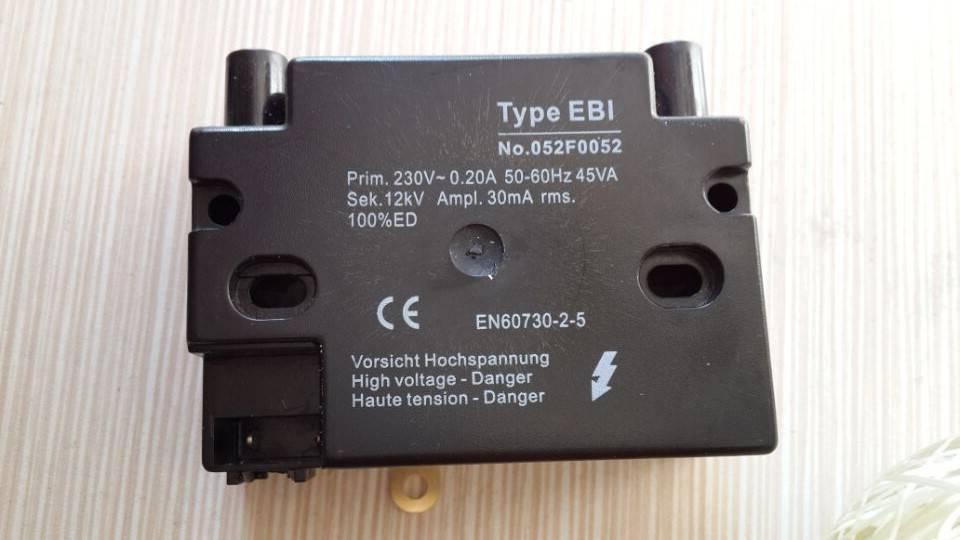 Burner Spare Parts Electronic Transformer Ignition Transformer Transformers Parts