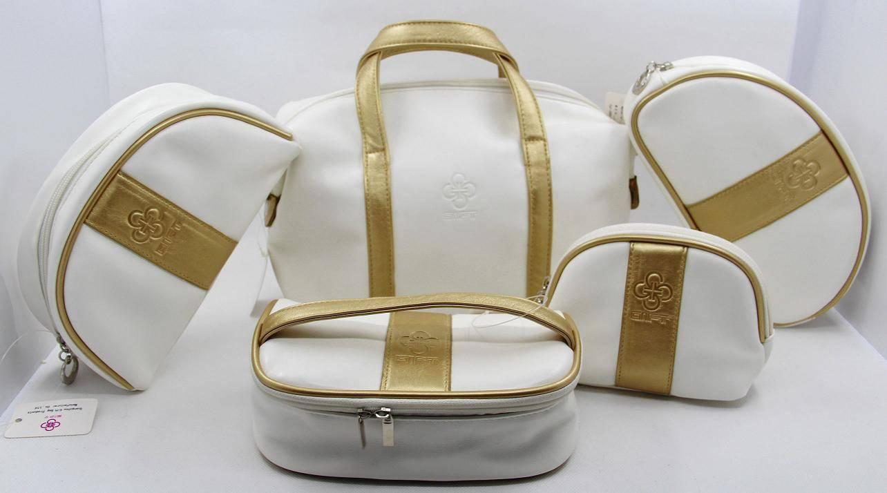 new arrival fashion mummy handbag,cosmetic bag set