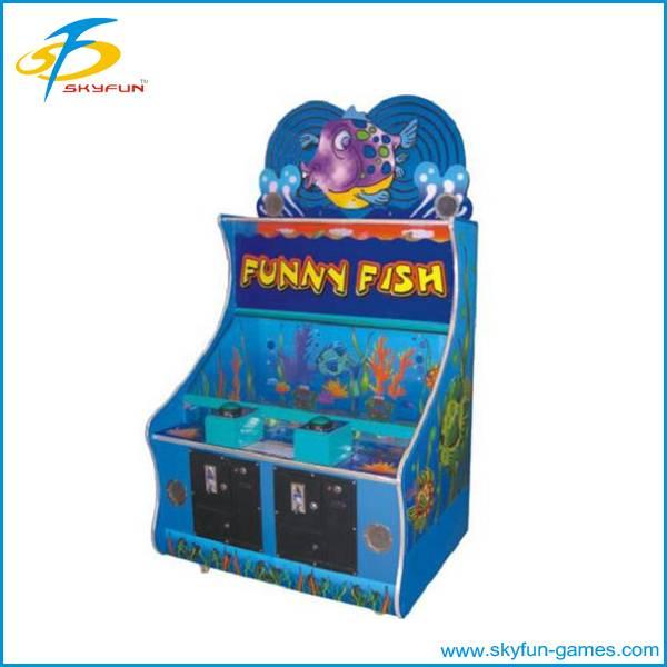 Funny Fish recreation machine