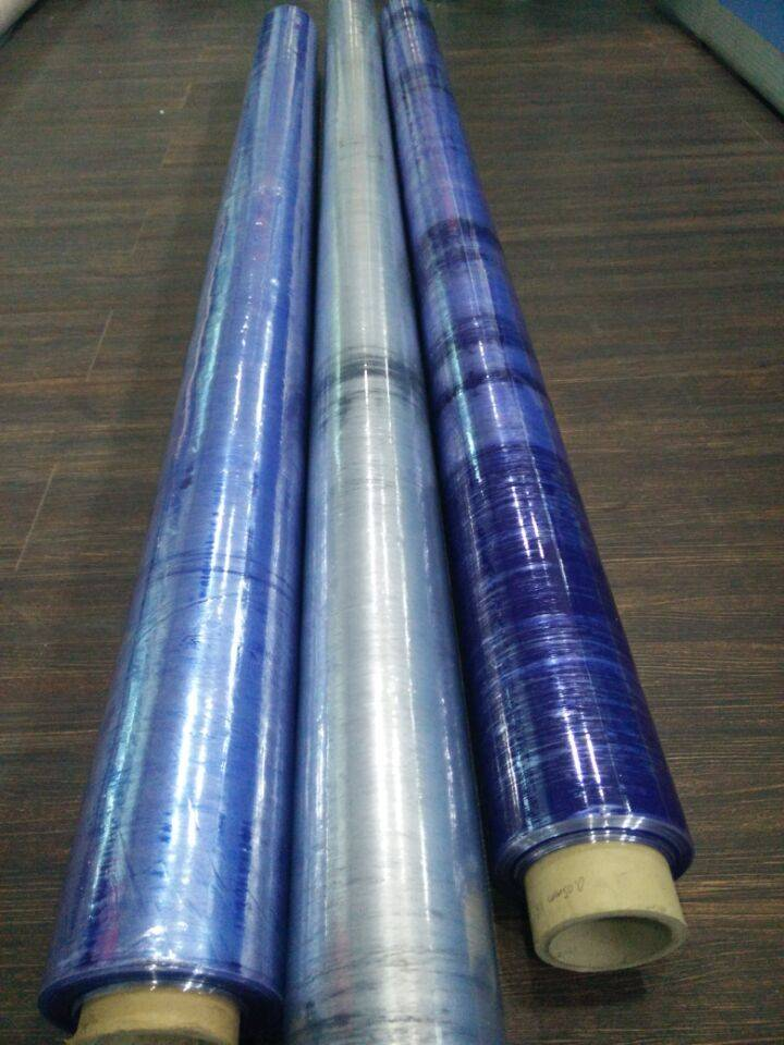 Pvc Film-in Rolls For Mattress Packing