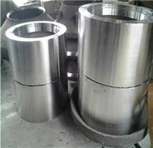 High Manganese Steel Roll Crusher Spare Parts