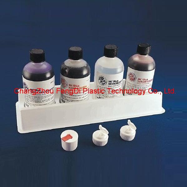 250ml Gram stain solution HDPE bottle