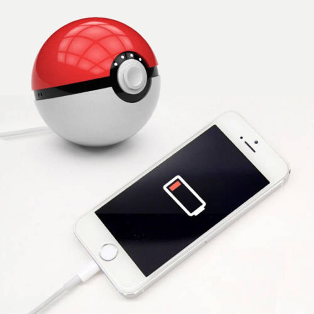 2016 new arrival 12000mah magic ball pokemon power bank