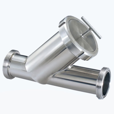 Stainless Steel Sanitary Y-type Strainer/angle-type strainer/filter