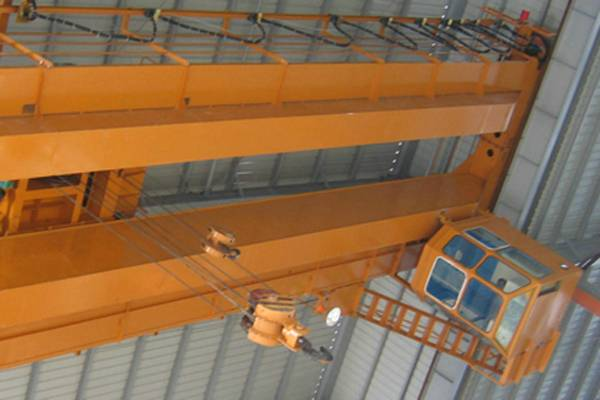 10 Ton single girder electric overhead crane