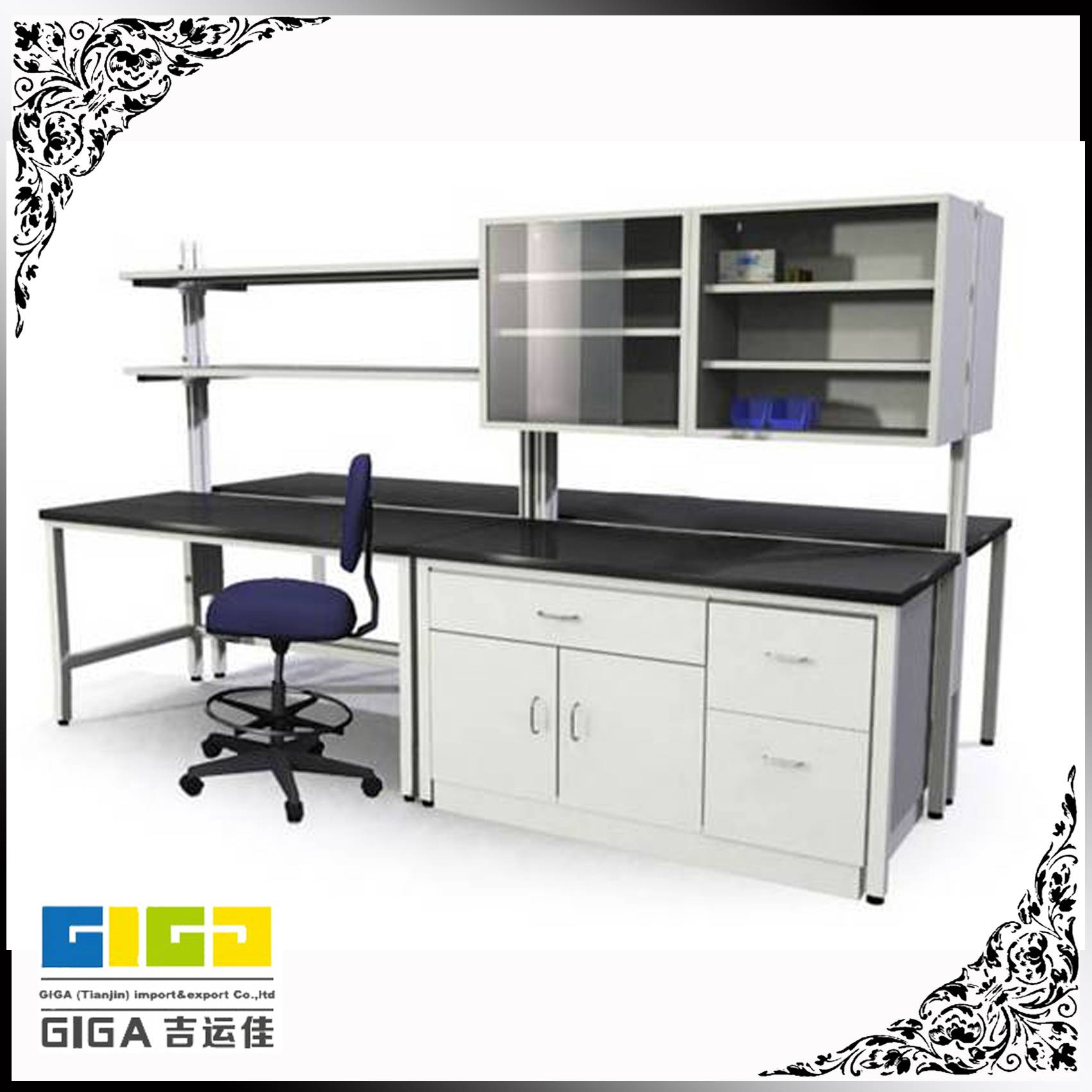 GIGA Modern Design Cheap Computer Lab Furniture - GIGA ...