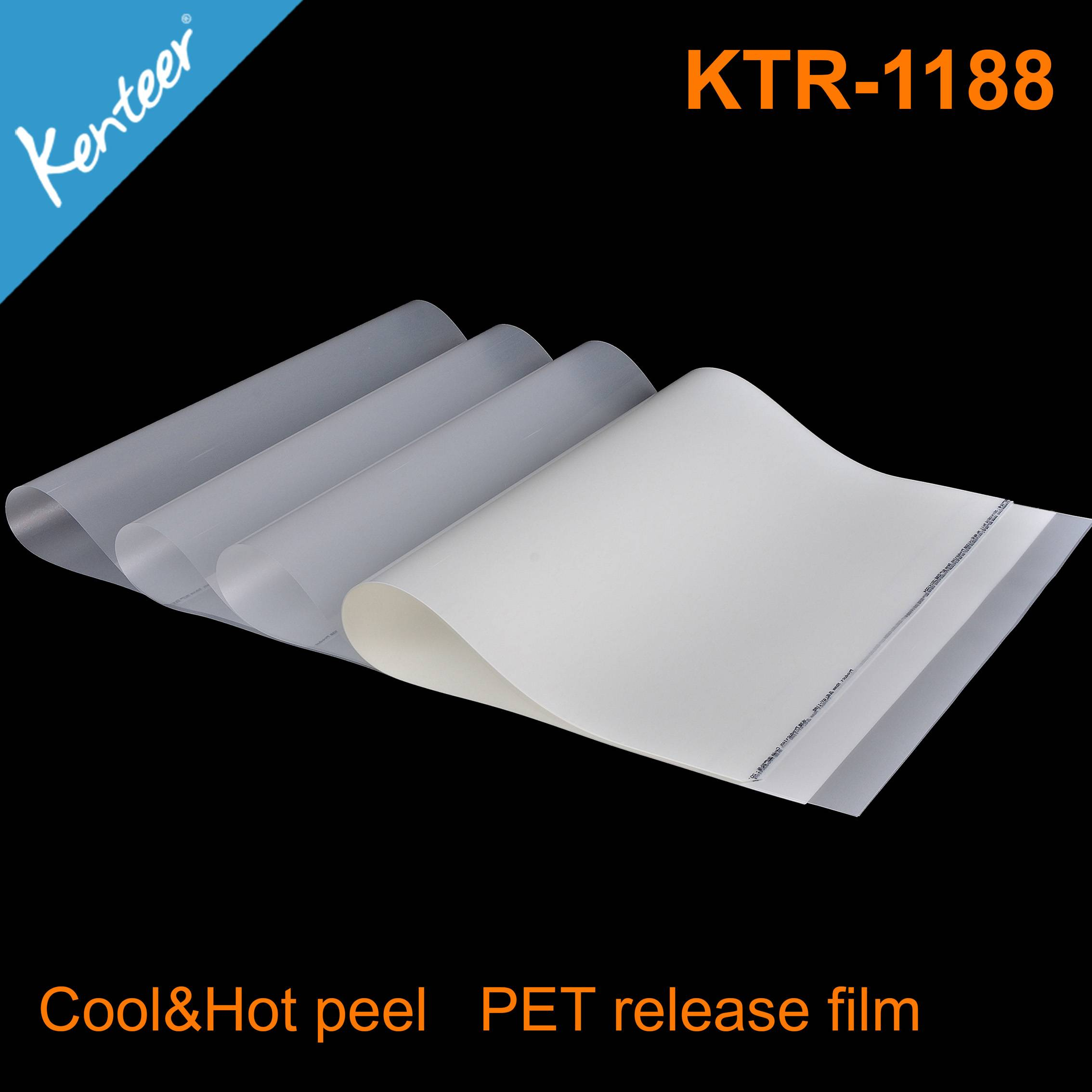 PET Release Film for Screen printing/Heat transfer film