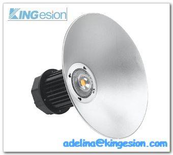 2012 Hot Sale:Super Bright 50W LED High Bay with Low Temperature Solder able(LTS)Copper Coating Tec