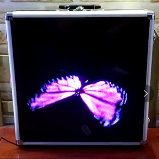 45cm Display Case (For LED 3D Advertising Display Machine Fan)