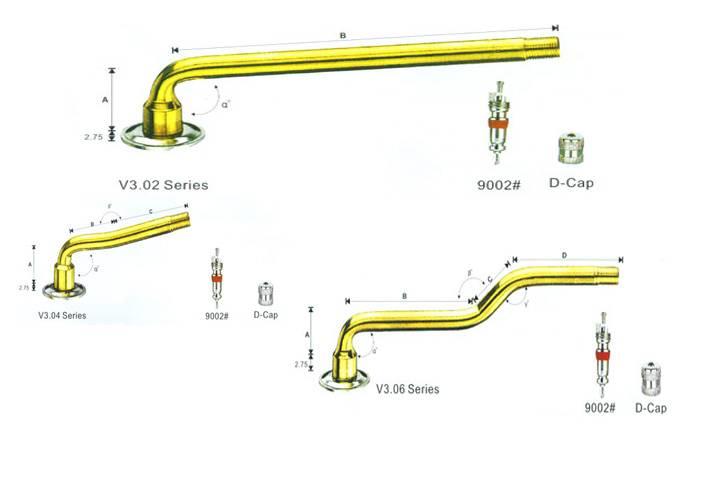 tire valve/valve stems,tire repair V3.02
