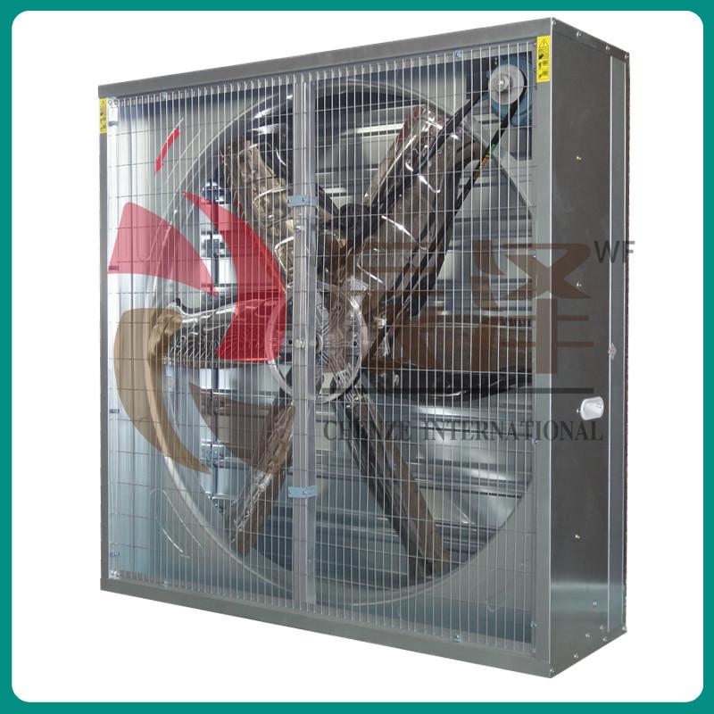 Poultry farm exhaust ventilation fan