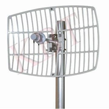 5.8GHz WLAN WiFi Die Cast Grid Parabolic Antennas