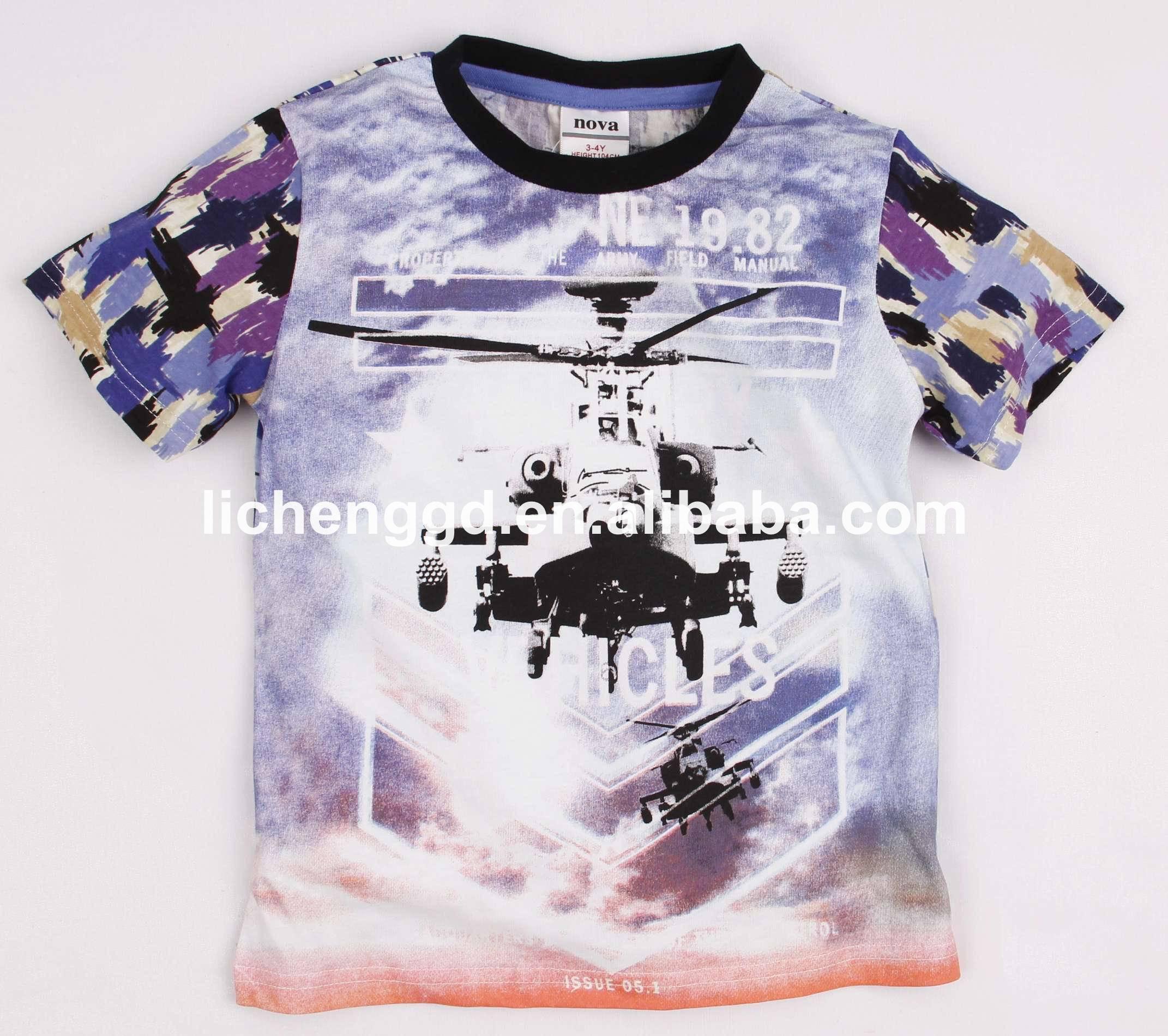 Boy summer t shirt