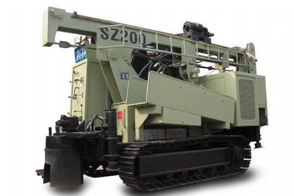 SZ180 Crawler Drill Rig