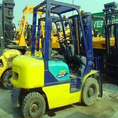 Used KOMATSU Forklift FD25T