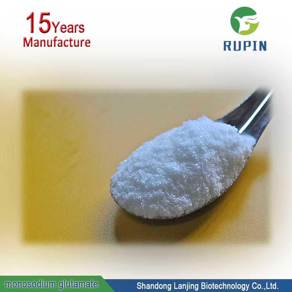 monosodium glutamate purity99%,60MESH 40MESH