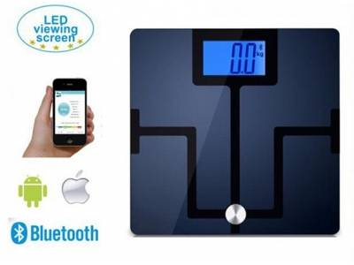 Bluetooth Body Fat Smart Scale