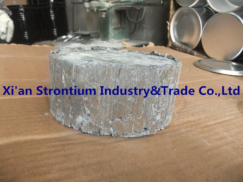 Strontium Metal