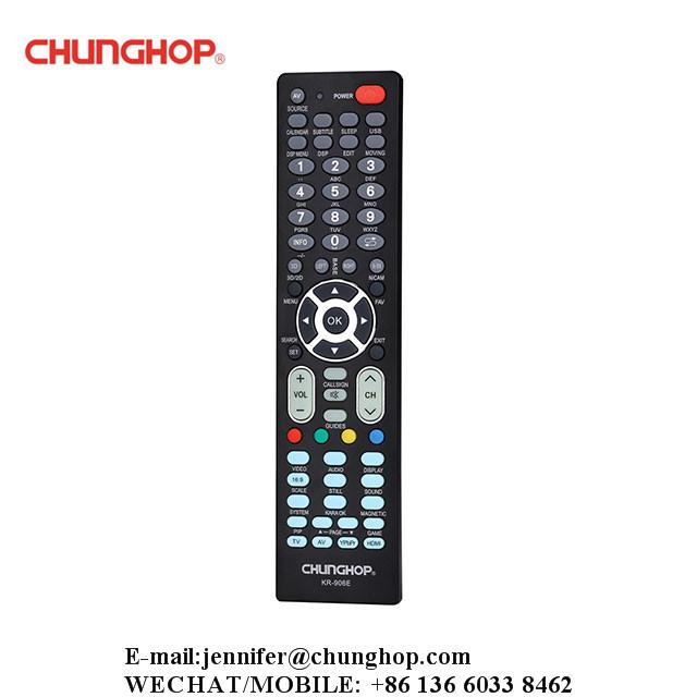 Chunghop KR-906E Single Brand Same Function Of Original TV Remote Control Replacement For KONKA Bran