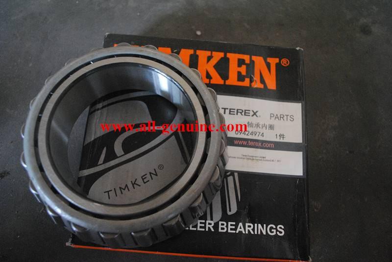 NHL TEREX TR50 TR60 TR100 TR35A 3305F dump truck Cone bearing  09424974